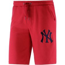 Majestic Athletic New York Yankees Sweathose Herren rot