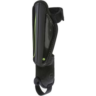 Nike Charge Schienbeinschoner Kinder schwarz/grün