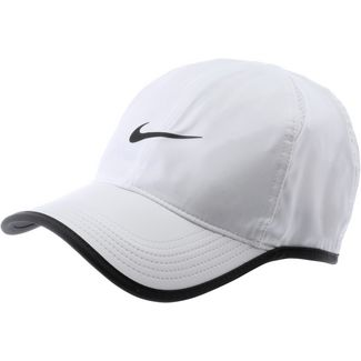 Nike Featherlight Cap weiß