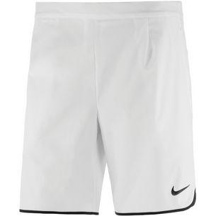 "Nike Gladiator 9"" Tennisshorts Herren weiß"