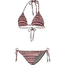 LingaDore Azure Bikini Set Damen rot/allover