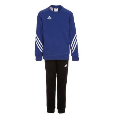 adidas Sereno 14 Trainingsanzug Kinder blau / schwarz