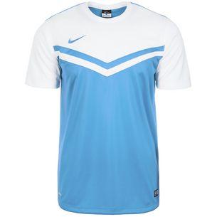 Nike Victory II Fußballtrikot Herren hellblau / weiß