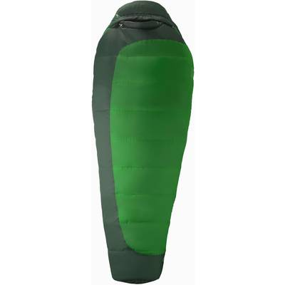 Marmot Trestles 30 X-Wide Kunstfaserschlafsack dunkelgrün