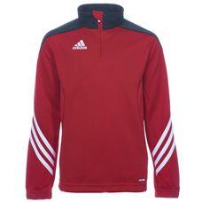adidas Sereno 14 Sweatshirt Kinder rot / schwarz / weiß