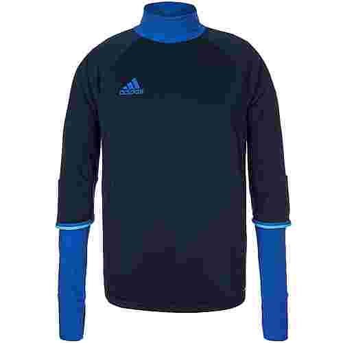 adidas condivo 16 sweatshirt herren dunkelblau blau im online shop von sportscheck kaufen. Black Bedroom Furniture Sets. Home Design Ideas