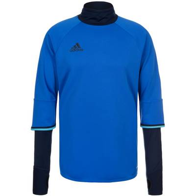 adidas Condivo 16 Sweatshirt Herren blau / dunkelblau