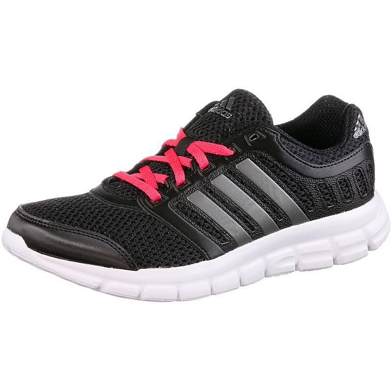 huge inventory fd5e4 c0ab2 adidas Breeze 101 2 Laufschuhe Damen schwarz