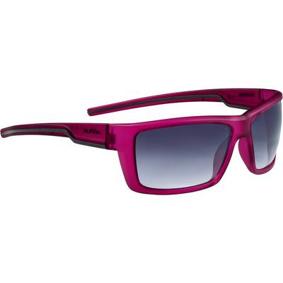 ALPINA Sportbrille berry matt