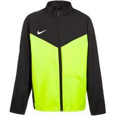 Nike Team Performance Shield Trainingsjacke Kinder schwarz / lime