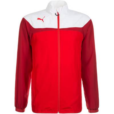 PUMA Esito 3 Leisure Trainingsjacke Herren rot / weiß