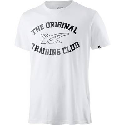 ASICS Graphic T-Shirt Herren weiß