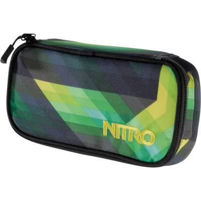 Nitro Snowboards Pencil Case Federmäppchen grün