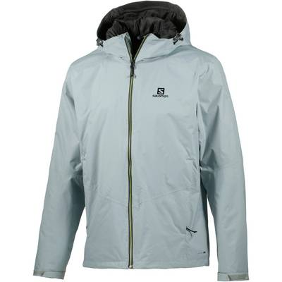 Salomon Crescent Outdoorjacke Herren grau