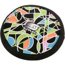 Sunflex Uranus Frisbee schwarz/bunt