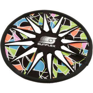 Sunflex Venus Frisbee schwarz/bunt