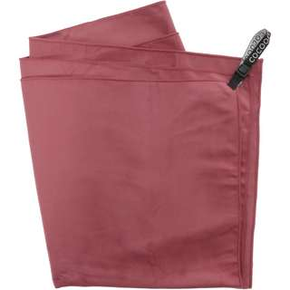 COCOON Ultralight Handtuch marsala red