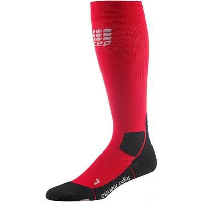 CEP Outdoor Light Merino Socks Wandersocken Herren rot