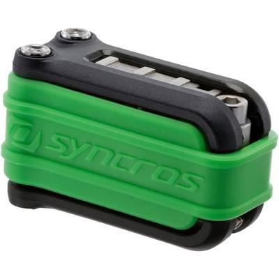 Syncros Multitool 16 Werkzeug schwarz/grün