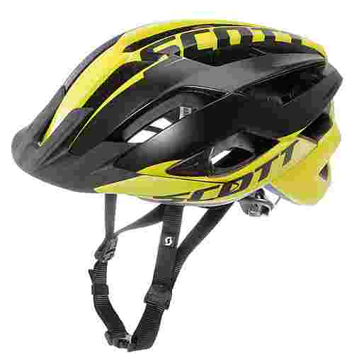 SCOTT ARX Fahrradhelm yellow/black