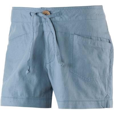 Millet Rock Shorts Damen grau/blau