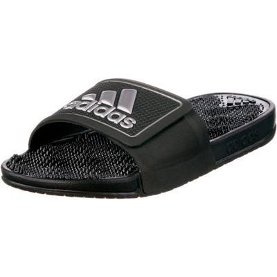 adidas Adissage 2.0 Sandalen schwarz
