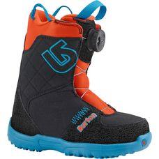Burton Grom Boa Snowboard Boots Kinder Webslinger Blue