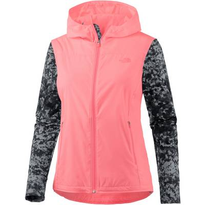 The North Face Mestral Windbreaker Damen apricot/grau