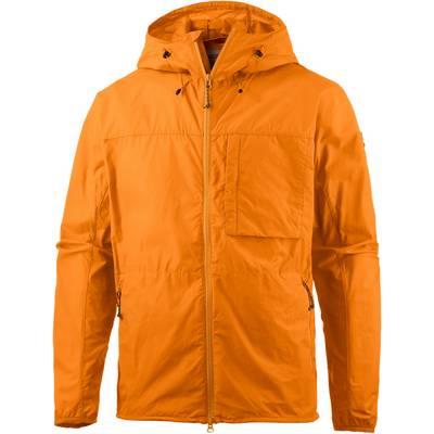 FJÄLLRÄVEN High Coast Windbreaker Herren orange