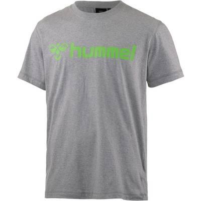 hummel Classic Bee SS T-Shirt Herren graumelange