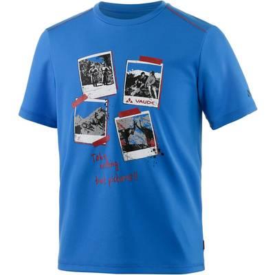 VAUDE UV-Shirt Kinder blau