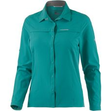 Craghoppers NosiLife Pro Funktionsbluse Damen bri turquoise
