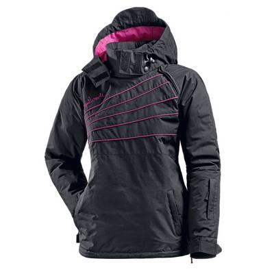 Maui Wowie Snowboardjacke Damen schwarz/pink