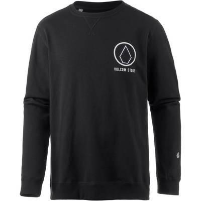 Volcom Stray Sweatshirt Herren schwarz/grau