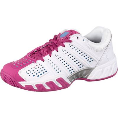 K-Swiss Big Shot Ligth 2.5 Tennisschuhe Damen weiß/pink
