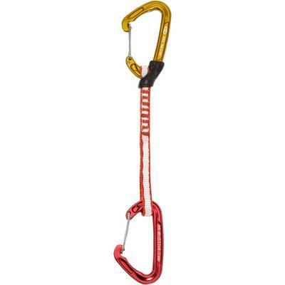 Climbing Technology Fly-Weight Pro Set Expressen rot/goldfarben