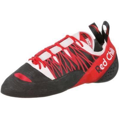 Red Chili Stratos Kletterschuhe schwarz/rot