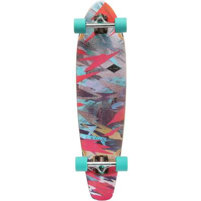 "Globe The All Time 35.875"" Longboard-Komplettset bunt"