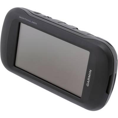 Garmin Montana 680 inkl. Freizeitkarte GPS schwarz