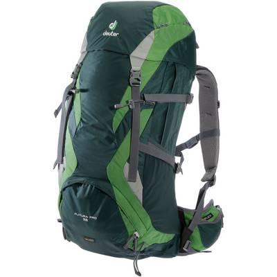 Deuter Futura Pro 36 Wanderrucksack dunkelgrün/grün
