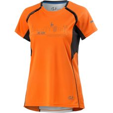 unifit Frankfurt Laufshirt Damen orange
