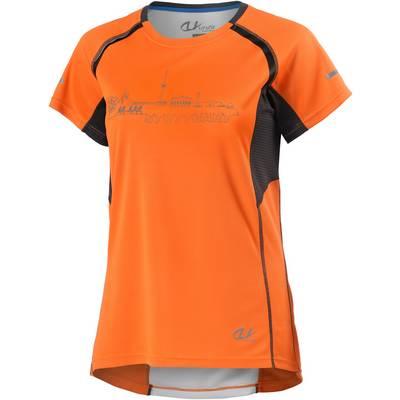unifit Stuttgart Laufshirt Damen orange
