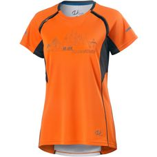 unifit Hamburg Laufshirt Damen orange