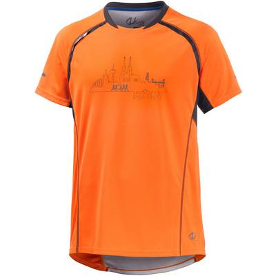 unifit Köln Laufshirt Herren orange