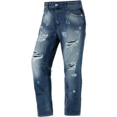 REPLAY Gracelly Boyfriend Jeans Damen destroyed denim