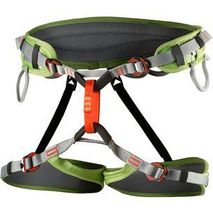 Climbing Technology Ascent Klettergurt grau/grün