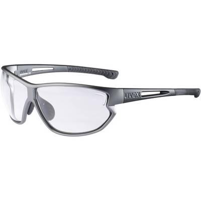 Uvex Sportbrille gun black