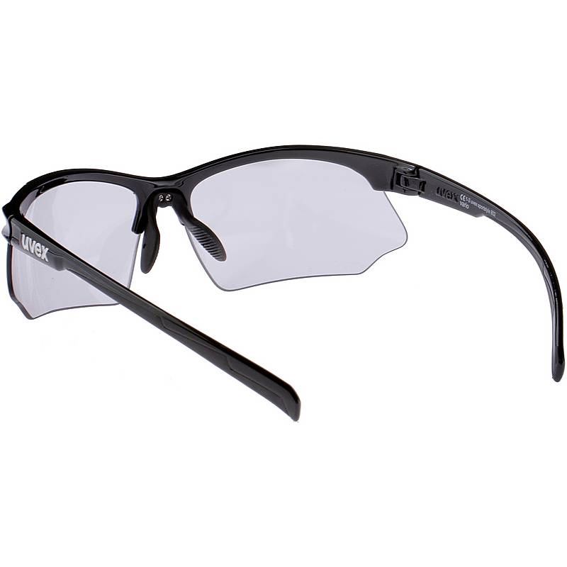 Uvex sportstyle 802 v Sportbrille Black 6TVbh