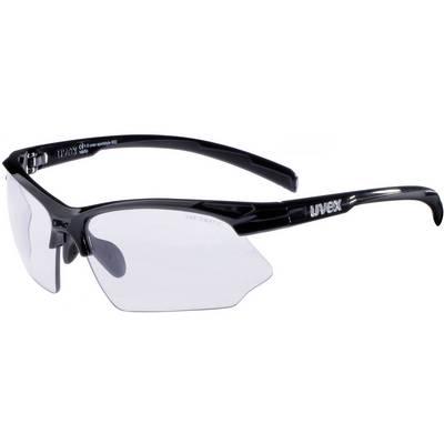 Uvex Sportstyle 802 v Sportbrille black/smoke