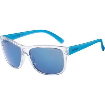 ALPINA Sonnenbrille transparent-blue